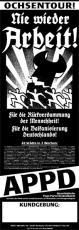 APPD-Poster OCHSENTOUR (1998)