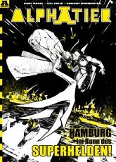 Alphatier - der Superheld vom Bauwagenplatz! (Comic, 2006)