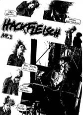 Hackfleisch #3 (Punk-Fanzine, 1985)