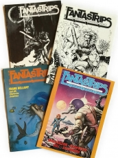 FANTASTRIPS-Paket: 4 Magazine!
