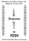 APPD-Programm (1984)