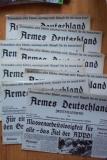Armes Deutschland Nr. 0-7 (APPD-Zeitung, 1984)