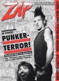 ZAP #98 - PUNKER-TERROR! (1994)
