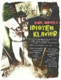 DIN-A2-Poster Idiotenklavier (2011)